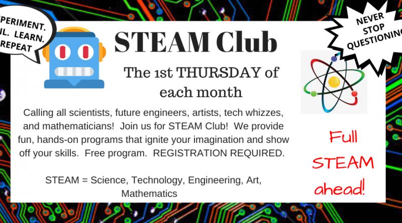 Virtual Steam Club