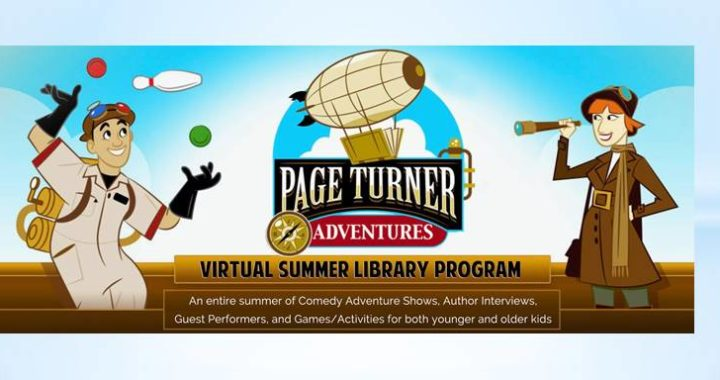 Don't miss Page Turner Adventures